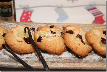 Pina Colada Kekse