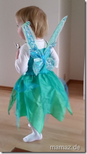 Kostüm Tinkerbell Kind