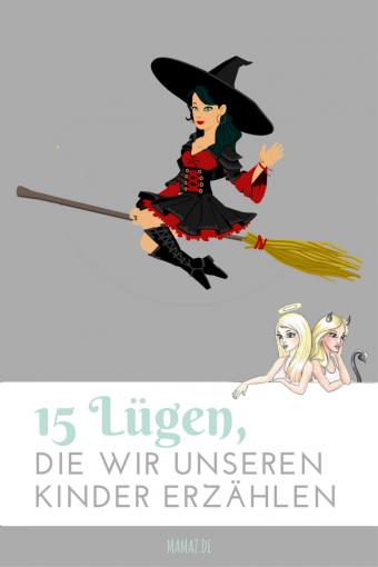15 Lügen, die wir unseren Kindern erzählen - Grafik by Pixabay