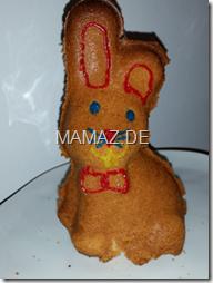 Kuchen Hase 3D