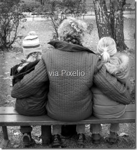 Oma und Enkel - Mamablog