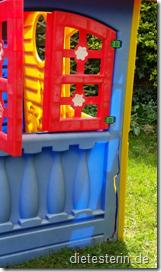 Spielhaus kaputt