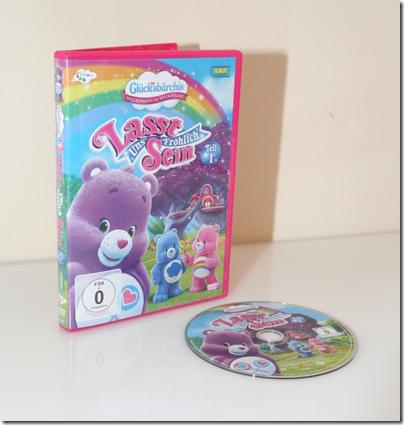 DVD Glücksbärchis