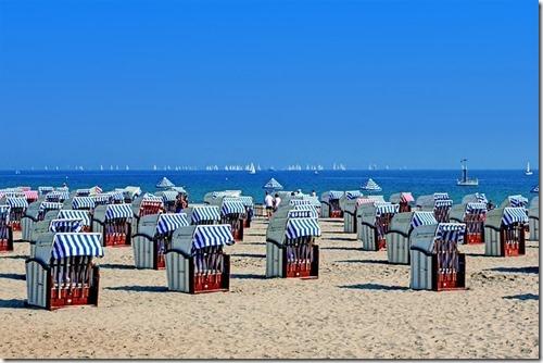 Strandkoerbe-Pixabay Urlaub