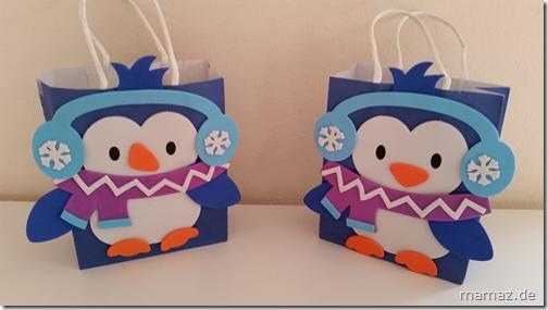 Pinguin Tasche