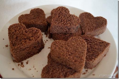 Anleitung Kuchen Herz innen 3