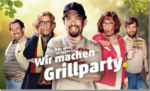 Sponsored Video: Grillparty mit Christian Ulmen und Penny