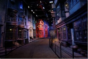 Die Harry Potter Studio Tour bei London