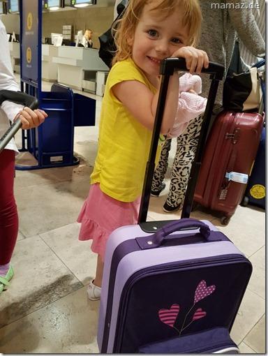 mamaz Flughafen Nürnberg Check in 2