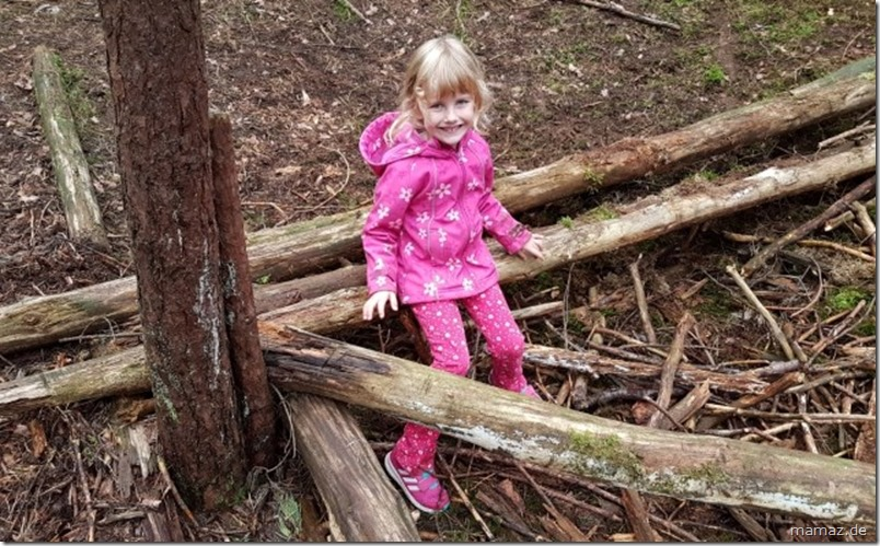 Ausflug Kindergarten Wald