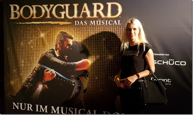Bodyguard Musical Besuch