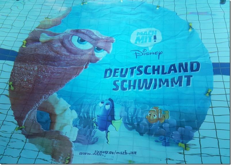 Findet Dorie Deutschland schwimmt