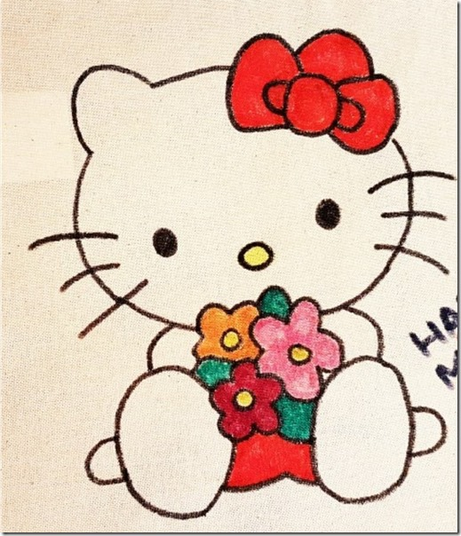 Hello Kitty Tasche mamazde