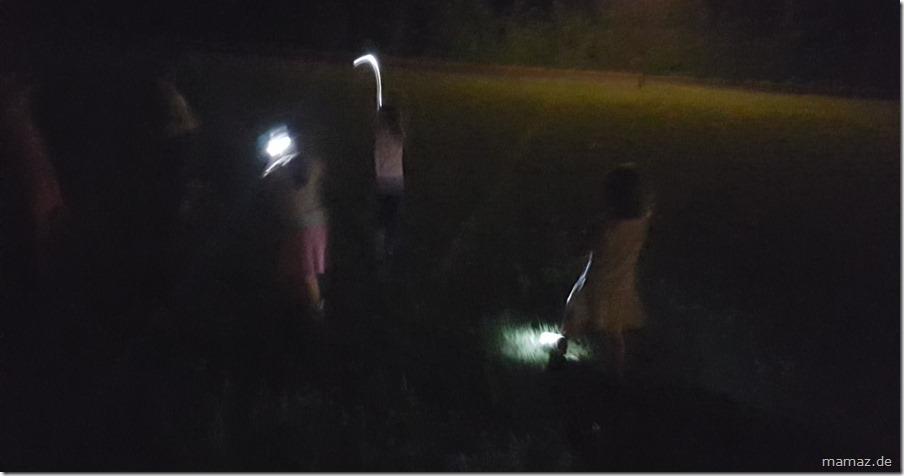 Nachtwanderung mit Kindern mamazde