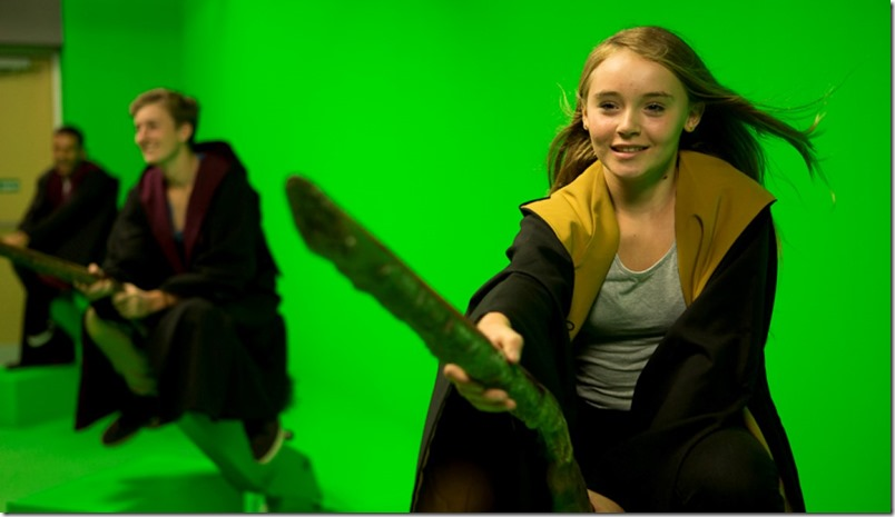 Picsolve Greenscreen broomstick _F8A0101