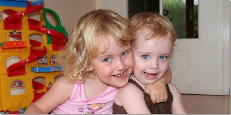 Schwestern früher