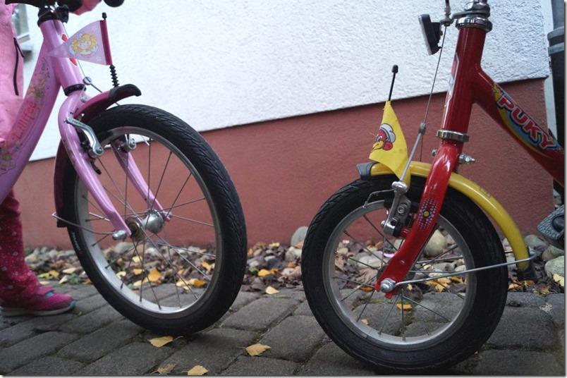 Fahrrad fahren WIB mamazde