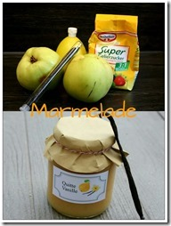Quitten Marmelade Thermomix