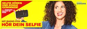 FFH-Aktion 2016: Hör dein Selfie