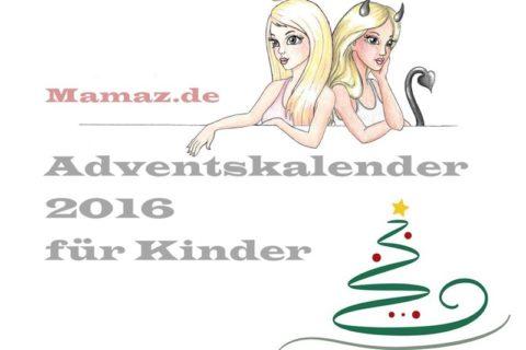 Adventskalender 2016 bei mamaz-de