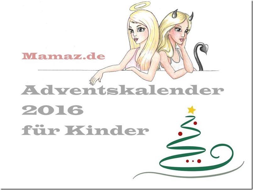 Adventskalender 2016 Logo mamaz-de