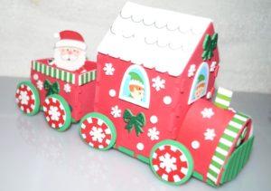 Basteln mit Kindern für Weihnachten: einfache Bastelsets für zwischendurch