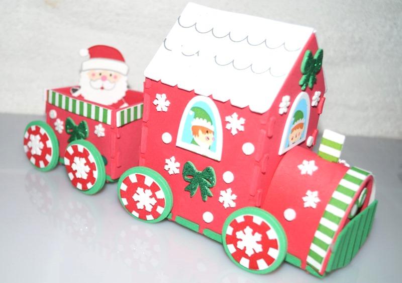 basteln mit kindern f r weihnachten einfache bastelsets. Black Bedroom Furniture Sets. Home Design Ideas