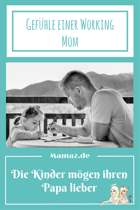 Working Mom - negative Gedanken