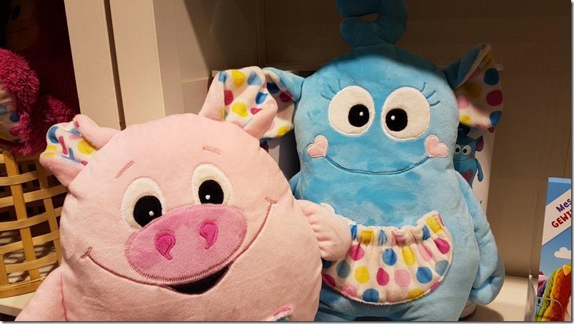 Kullaloo Schwein und Monster