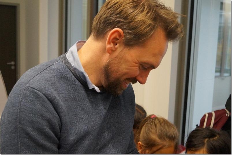 Steven Gätjen Autogramme