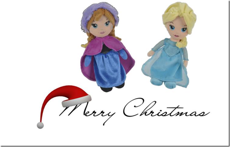 Gewinnspiel Elsa und Anna