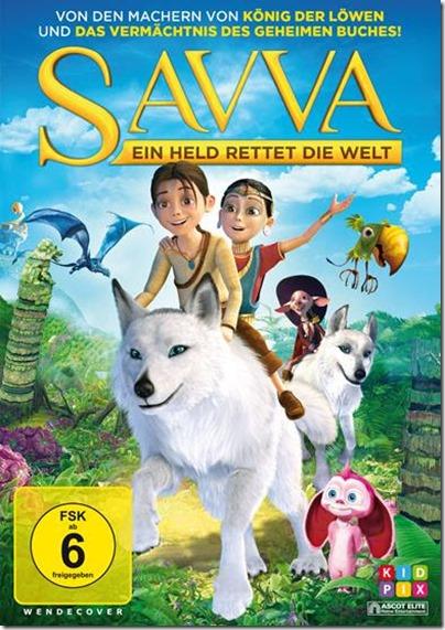 Savva DVD Gewinnspiel