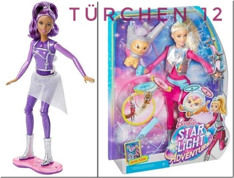 Sternenlicht Barbie Gewinnspiel