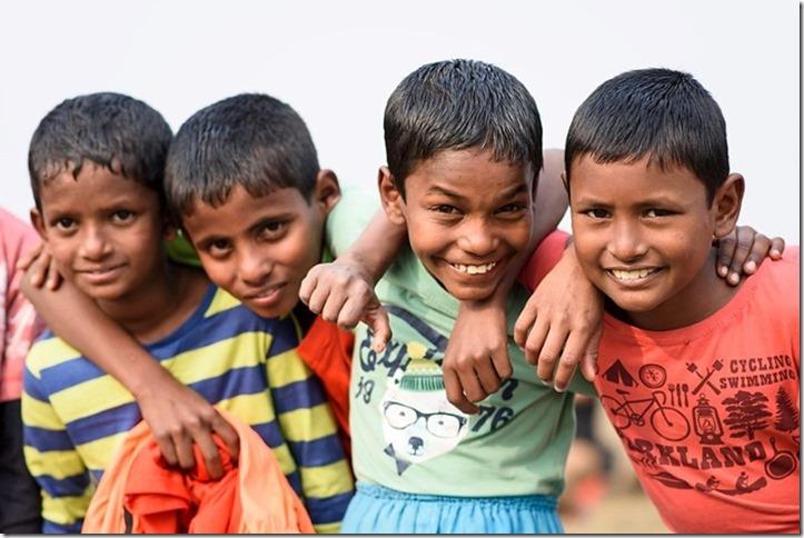 Bangladesch Kinderschutzhaus Spende