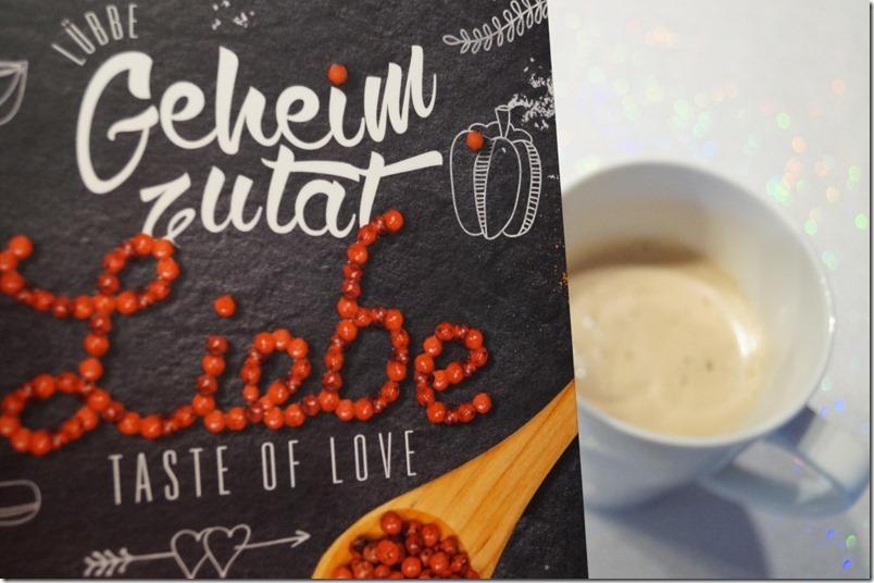 Lesetipp Taste of Love