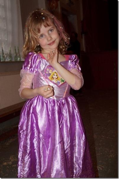 Rapunzel Butinette Kostuem