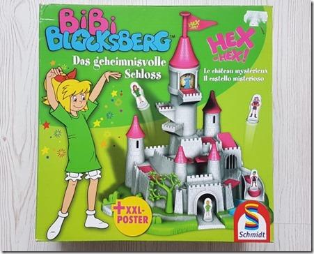 Bibi Blocksberg Spiel Das geheimnisvolle Schloss