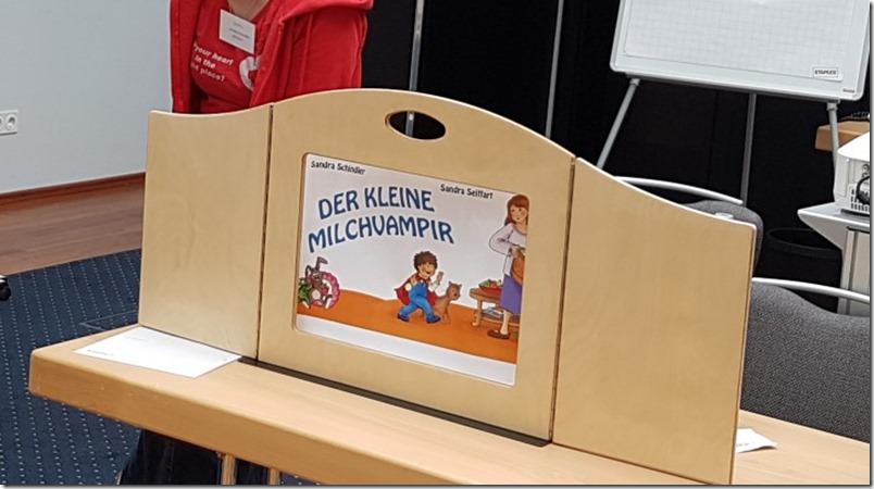 Buch Der kleine Milchvampir