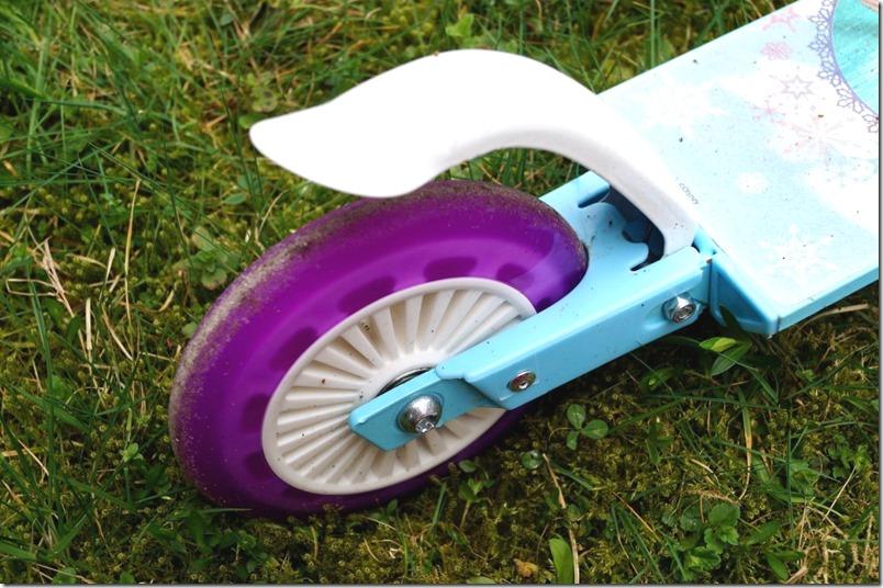 Roller mit Bremse