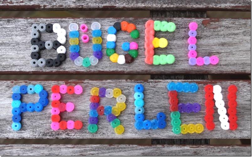Buegelperlen Buchstaben Bügelperlen ABC