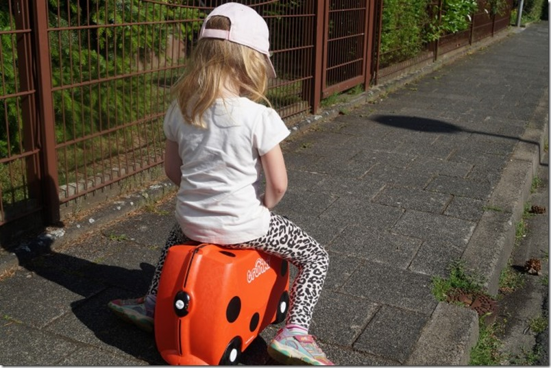 Kinderkoffer Trunki