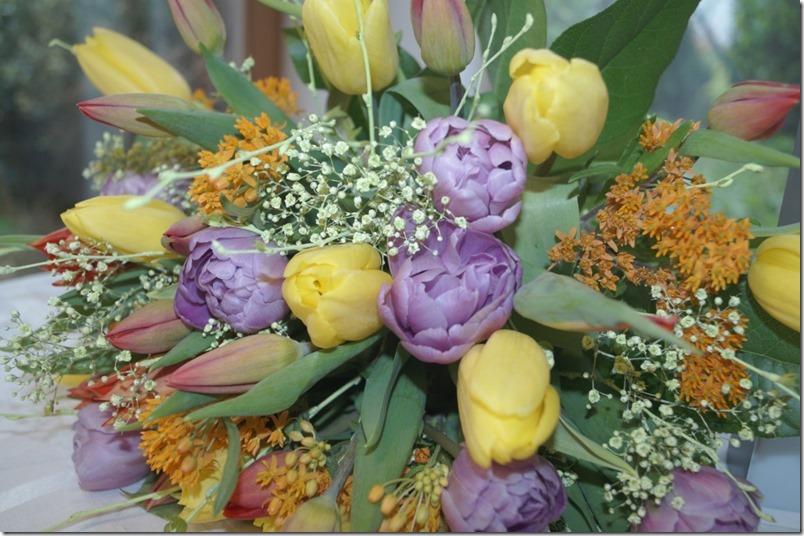 Muttertag Blumenstrauss