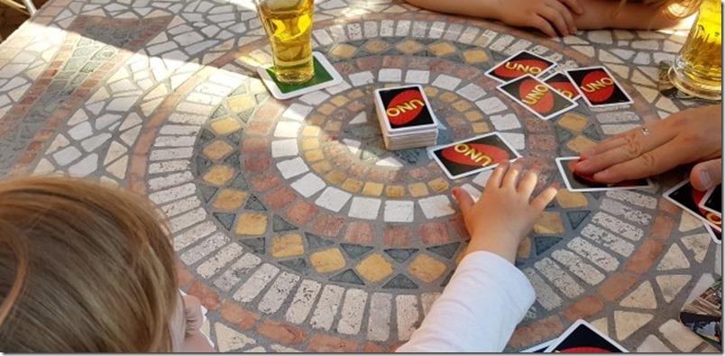 Restaurant UNO spielen