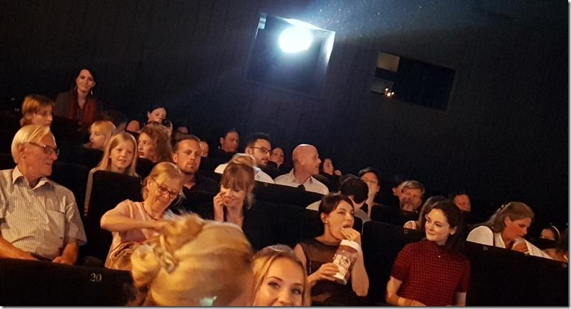 Im Kino mit der Ostwind Cast