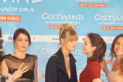 Ostwind - Lea van Acken und Hanna Binke