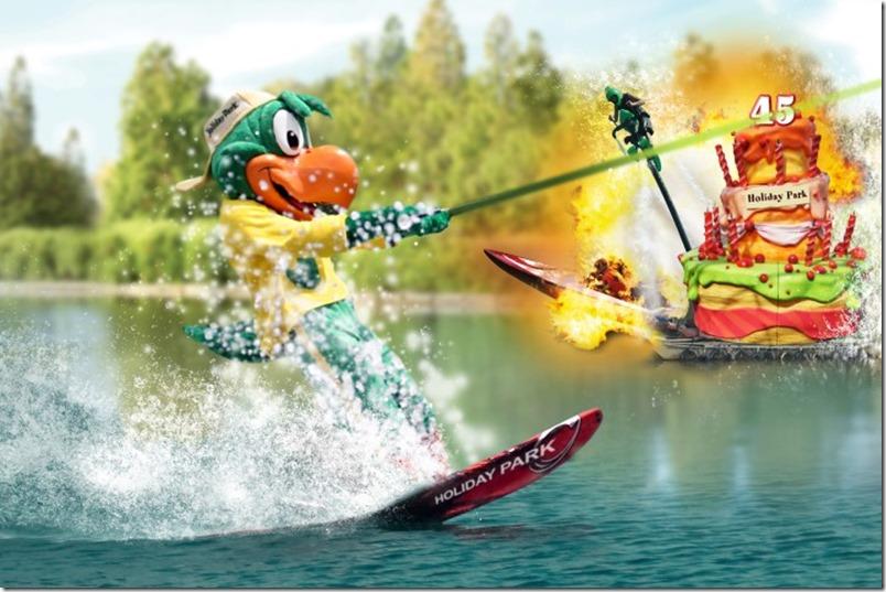 Wasserski-Stuntshow Holiday Park 2016-1600 p