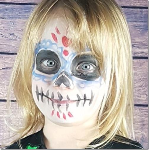 Halloween Mit Kindern Basteln Schminken Party Mamaz