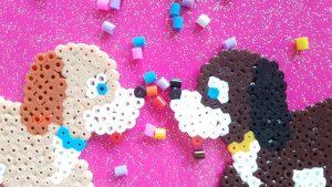 Unsere liebsten Vorlagen für Tiere aus Bügelperlen