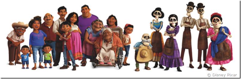 Disney Weihnachtsfilm Coco