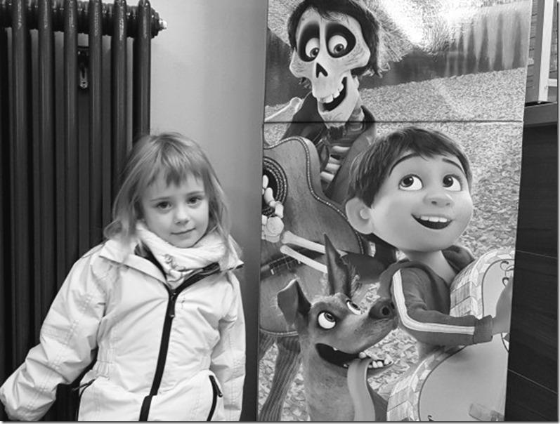 Kinobesuch Disney Pixars Coco